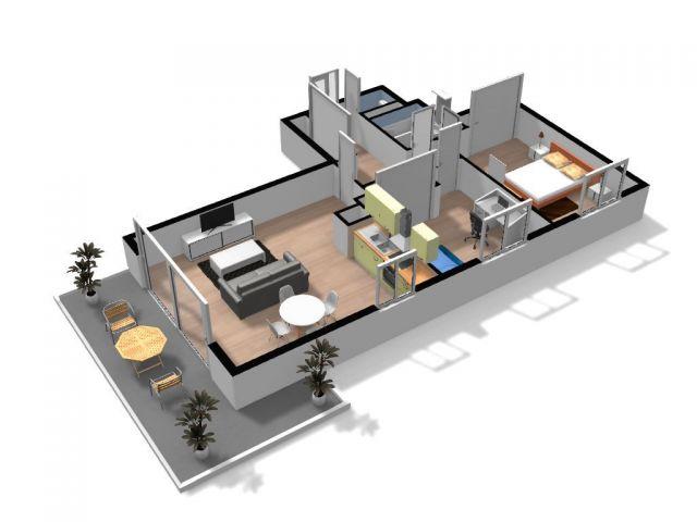 Achat appartement avec parking garage box grasse 06 for Achat box garage lyon