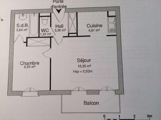 appartement à vendre sur bussy saint georges