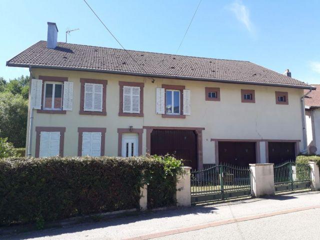 Maison à vendre sur Taintrux