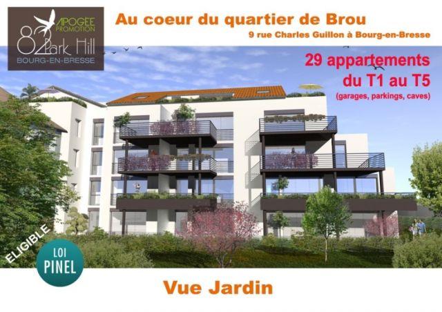 Achat appartement bourg en bresse 01000 foncia - Chambre de commerce de bourg en bresse ...