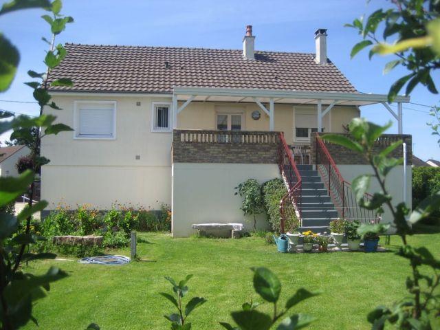 Achat maison avec terrain jardin arnage 72230 foncia for Achat maison jardin