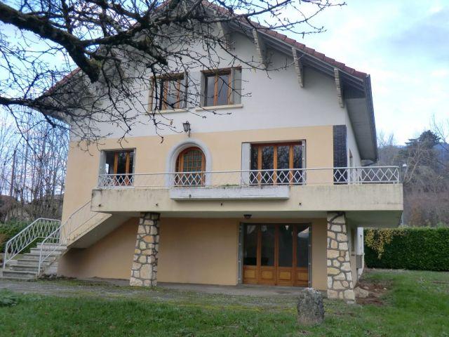 maison à vendre sur voiron