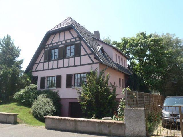 maison à vendre sur mittelhausbergen