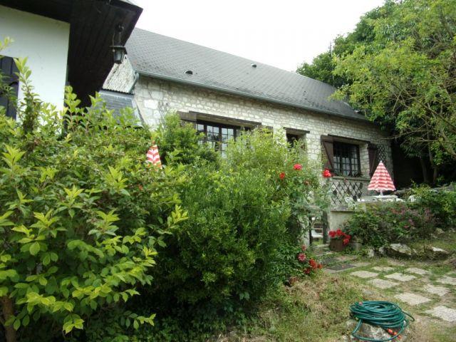 Achat maison avec terrain jardin vernon 27200 foncia for Achat maison jardin