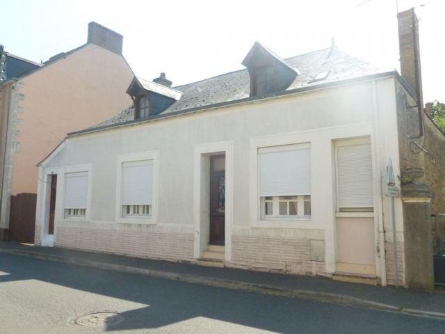 Maison à vendre sur Sainte Jamme Sur Sarthe