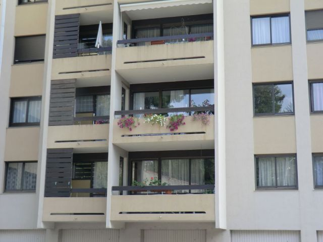 appartement à vendre sur rives