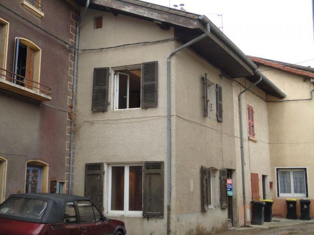 Achat immobilier miribel 01700 foncia for Achat maison neuve 01700