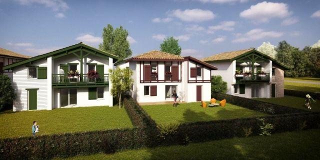 Achat immobilier ustaritz 64480 foncia for Achat maison ustaritz
