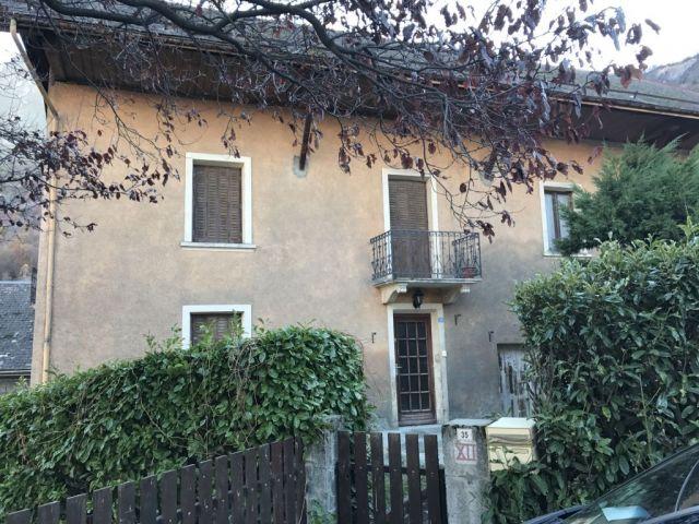 maison à vendre sur villargondran