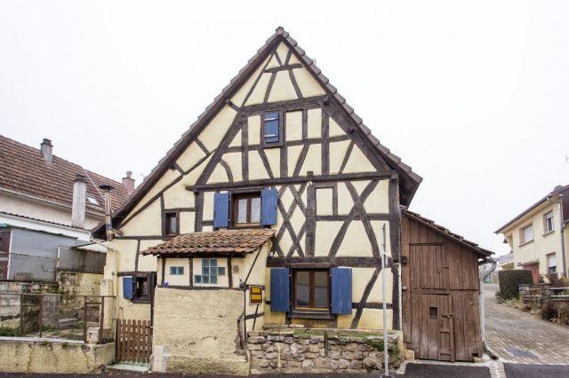 maison à vendre sur hochstatt