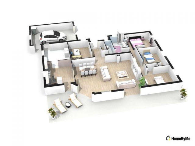 Achat maison avec terrain jardin ain 01 foncia page 3 for Achat maison 01