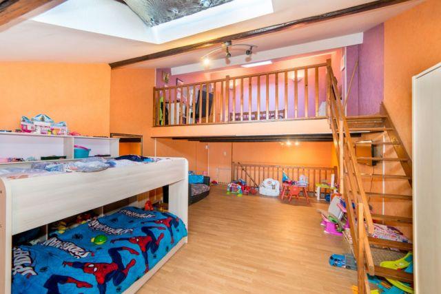 Achat maison 3 chambres meurthe et moselle 54 foncia for Achat maison 54