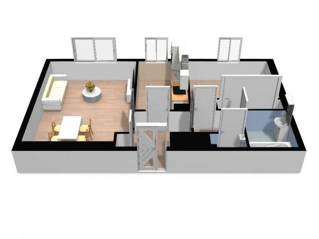 Achat appartement avec parking garage box villeurbanne for Achat box garage lyon