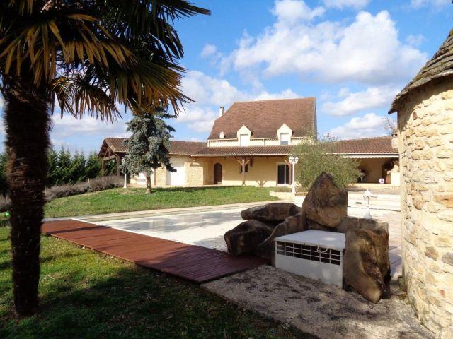 Maison à vendre sur Saint Chamassy