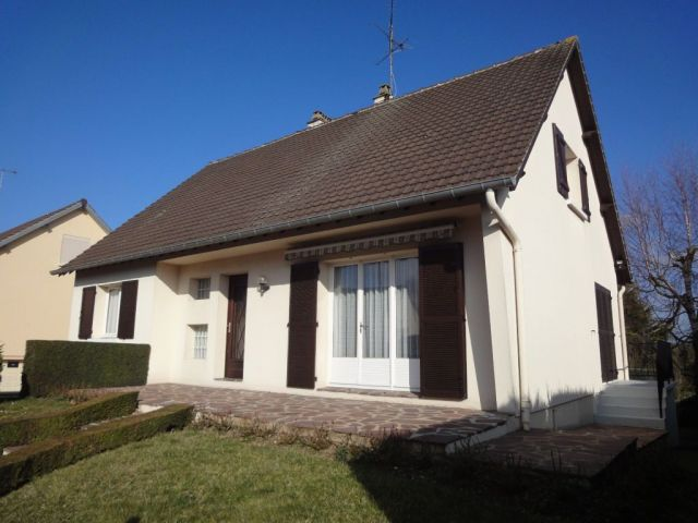 maison à vendre sur barjouville