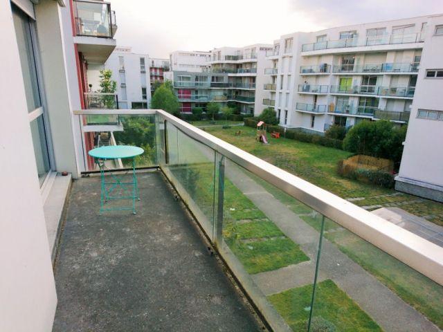 Achat appartement bordeaux 33 foncia - Vendre un appartement loue ...
