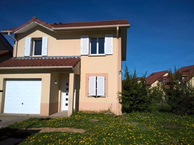 maison à vendre sur villefontaine