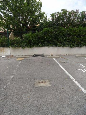parking à vendre sur le cap d'agde