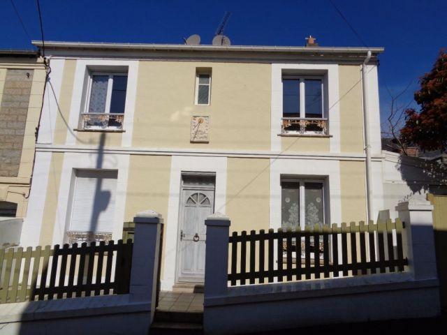 Maison à vendre sur Trouville Sur Mer