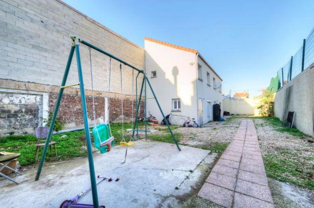 Immeuble à vendre sur Aubervilliers