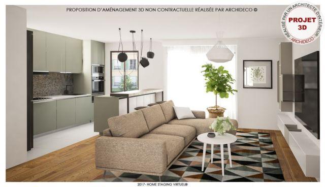 Achat appartement avec ascenseur suresnes 92150 foncia for Achat maison suresnes
