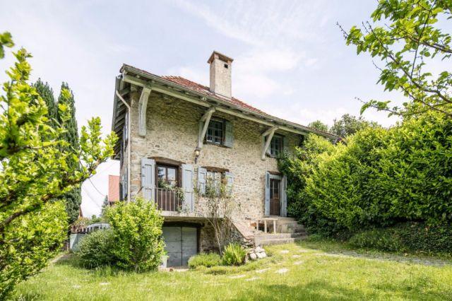 Achat maison avec terrain jardin isere 38 foncia for Achat maison 38