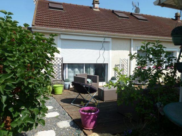 maison à vendre sur vert saint denis