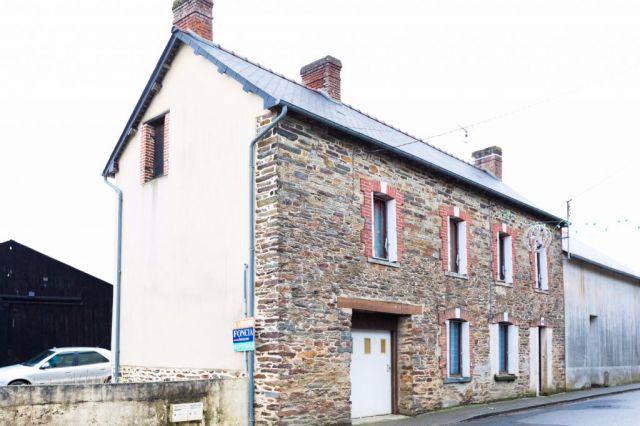 Immeuble à vendre sur Bourgbarre