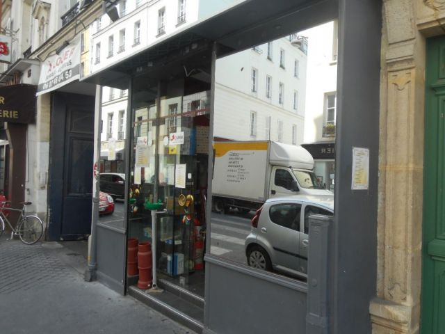 local commercial à vendre sur paris