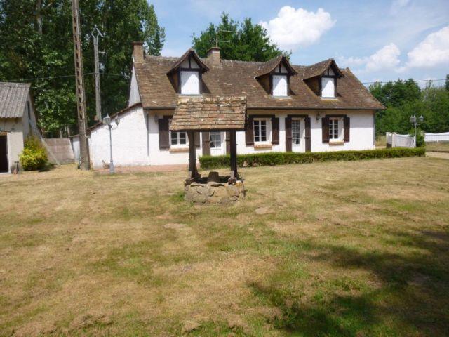 maison à vendre sur mezeray