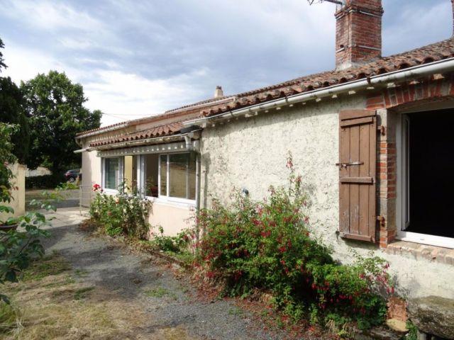 maison à vendre sur belleville sur vie