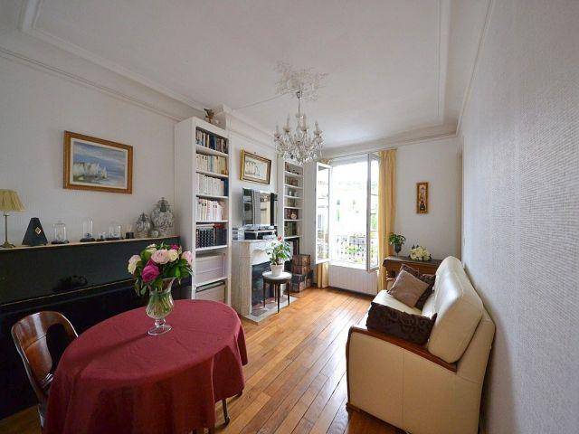 Achat appartement 3 pi ces suresnes 92150 foncia for Achat maison suresnes