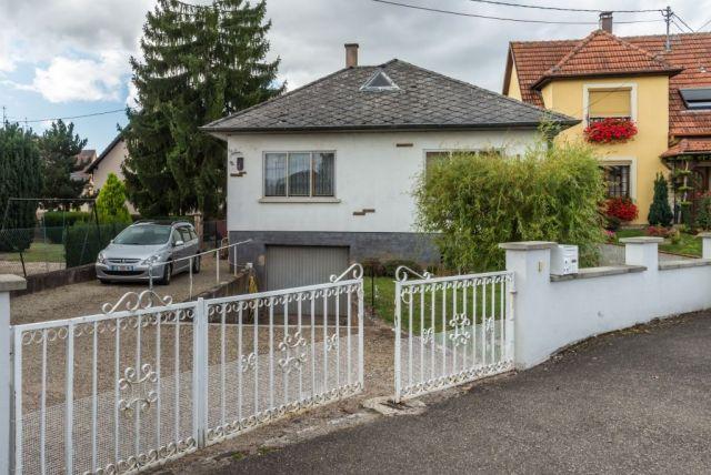 Maison à vendre sur Geispolsheim