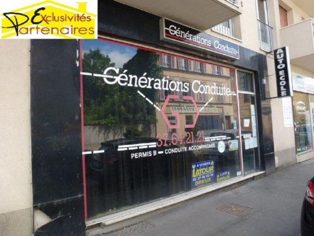 Achat local commercial dreux 28100 foncia - Centre commercial dreux ...