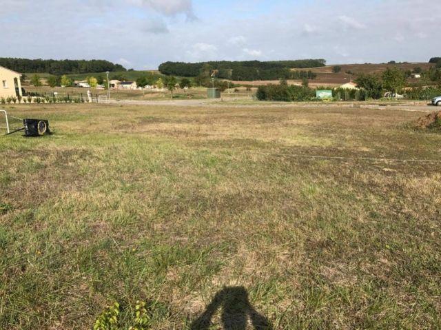 Terrain à vendre sur Bergerac