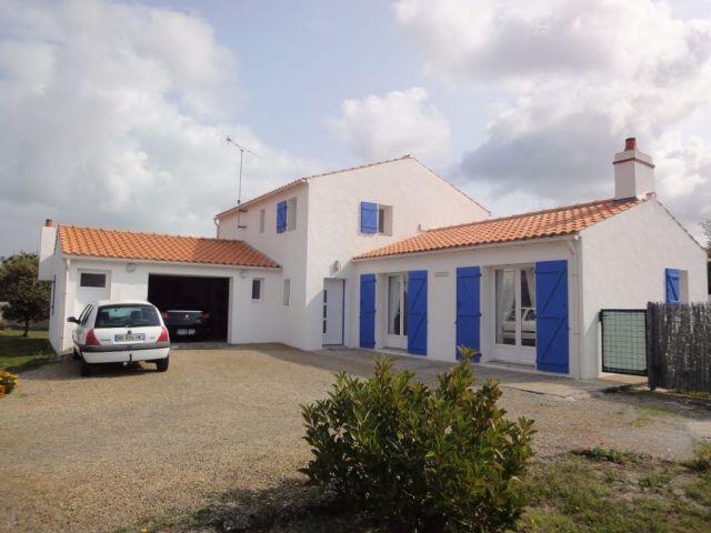 Maison à vendre sur Noirmoutier En L'ile