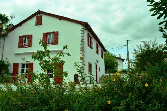 Maison à vendre sur Itxassou