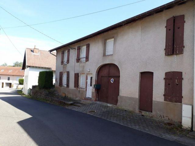 Maison à vendre sur Etival Clairefontaine