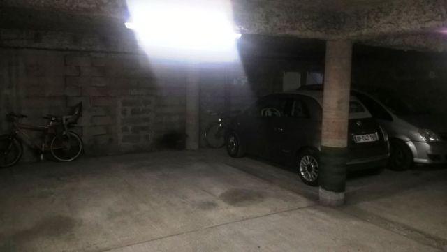 Parking à vendre sur Bordeaux