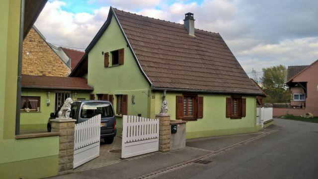 Maison à vendre sur Biltzheim