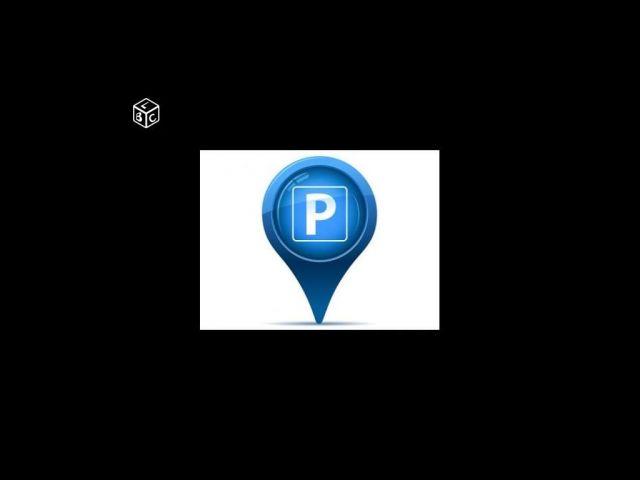 Parking à vendre sur Echirolles