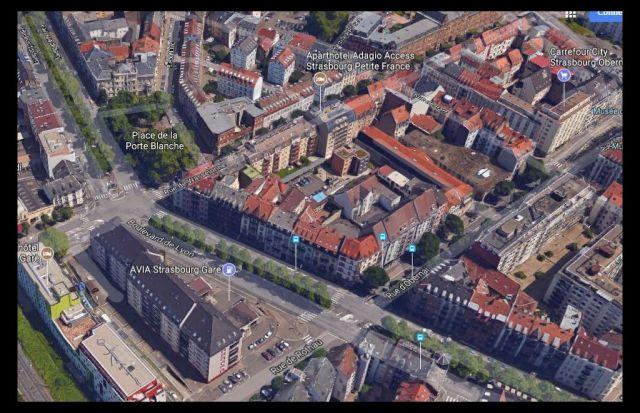Immeuble à vendre sur Strasbourg