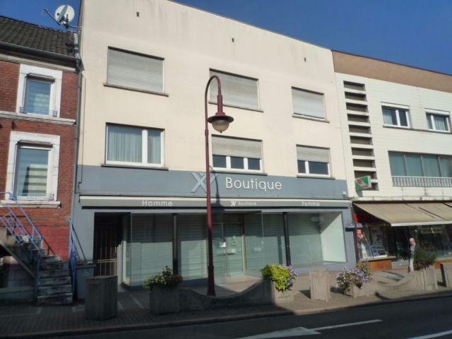 Immeuble à vendre sur Creutzwald
