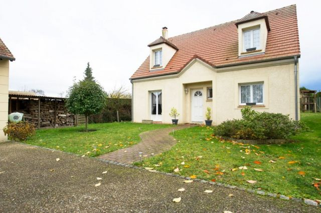 Maison à vendre sur Jouy Mauvoisin