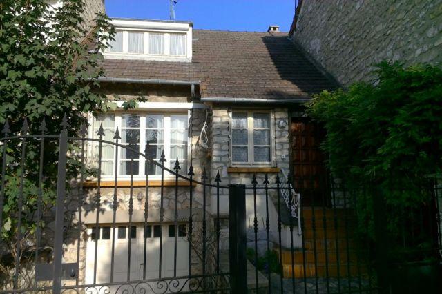 Achat maison mantes la jolie 78200 foncia for Jardin 78200