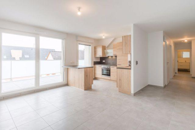 Appartement à vendre sur Plobsheim