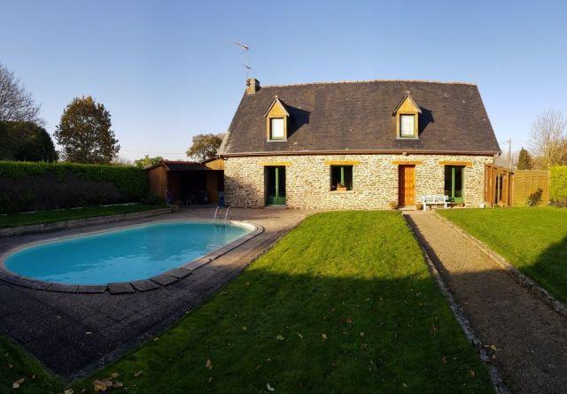 Maison à vendre sur Roz Landrieux