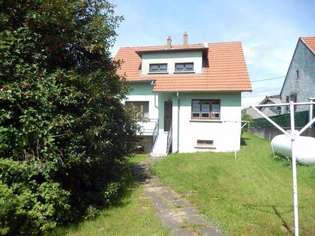 Maison à vendre sur Saverne