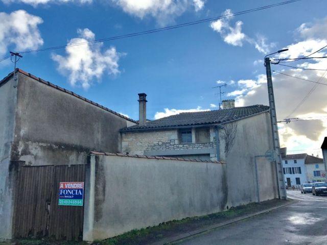 Maison 1 pièce à vendre