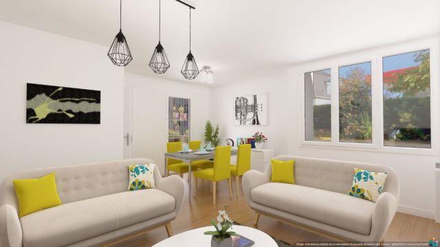 Appartement à vendre sur Saint Avertin